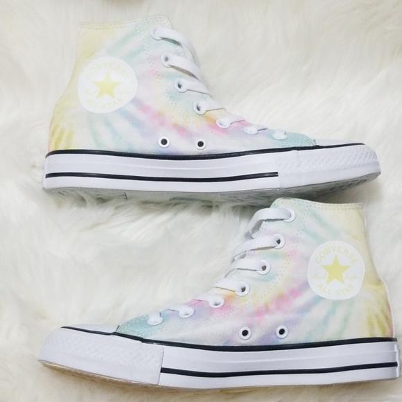 Star Tie Chuck Dye Taylor Sneakers All Converse Hi TlcFKJu13